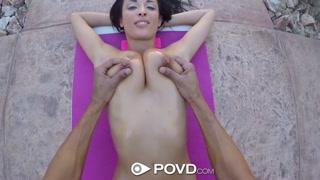 Inculata pov dopo massaggio sexy