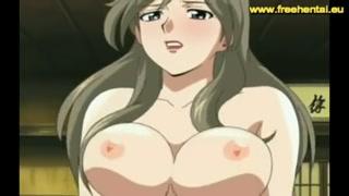 Sega spagnola e violenza sessuale in trio nel manga porno