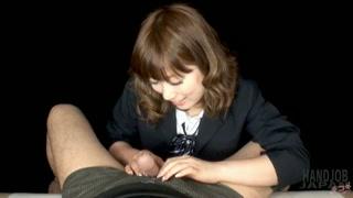 Oral sex con una donna giapponese