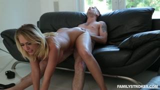 Video incesti dopo un pranzo di famiglia