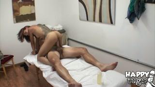 Massaggi e guardoni