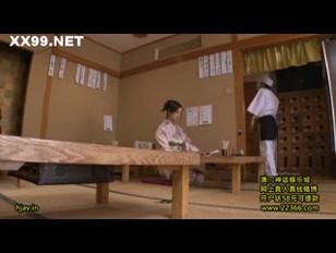 Film porno giapponesi con la giovanissima geisha .