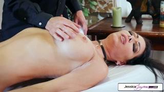 Massaggio che diventa subito hard