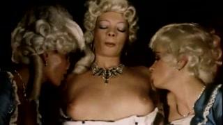 Fiche pelose, lesbiche e cazzi  in un porno vintage