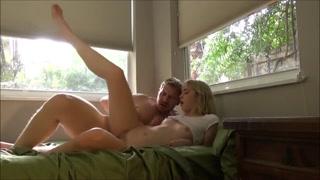 Romanticismo hot per la bionda sexy