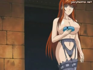 Mamma dominata in un hentai hot