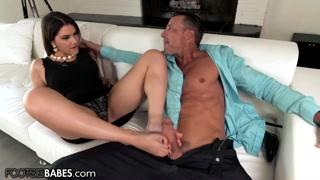 Masturbazione e poi hot anal sex