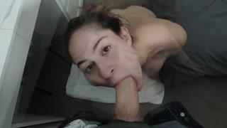 Inculata gode nel porno amatoriale