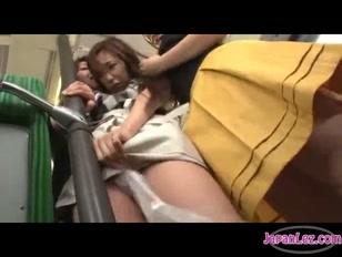 Porno in pubblico con donne troie