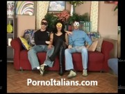 Moglie italiana ama scopare il marito con l'amico